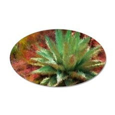 Agave Wall Decal