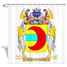 Christensen (Denmark) Shower Curtain
