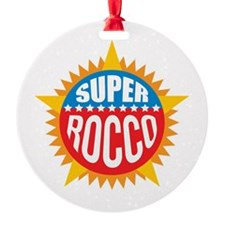 Super Rocco Ornament