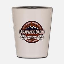 Arapahoe Basin Vibrant Shot Glass