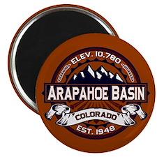 Arapahoe Basin Vibrant Magnet