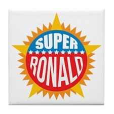 Super Ronald Tile Coaster