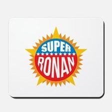 Super Ronan Mousepad