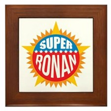 Super Ronan Framed Tile
