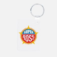 Super Ross Keychains