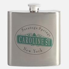 Caroline Street Flask