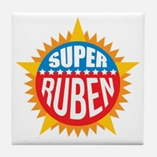 Super Ruben Tile Coaster