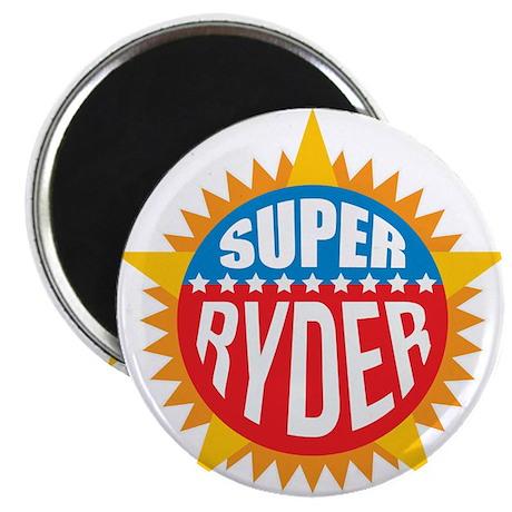 """Super Ryder 2.25"""" Magnet (10 pack)"""