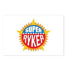 Super Ryker Postcards (Package of 8)