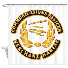 Communications Officer - Merchant Marine Shower Cu