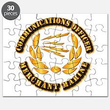 Communications Officer - Merchant Marine Puzzle