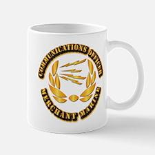 Communications Officer - Merchant Marine Mug