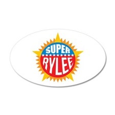 Super Rylee Wall Decal