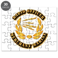 Radio Officer - Merchant Marine Puzzle