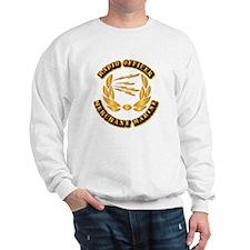 Radio Officer - Merchant Marine Sweatshirt