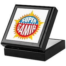 Super Samir Keepsake Box
