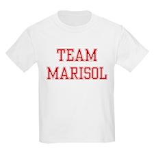 TEAM MARISOL  Kids T-Shirt