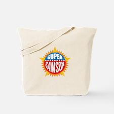 Super Samson Tote Bag