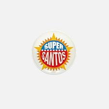 Super Santos Mini Button