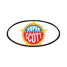 Super Scott Patches