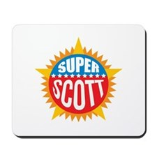 Super Scott Mousepad