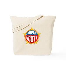 Super Scott Tote Bag