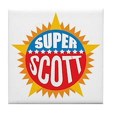 Super Scott Tile Coaster