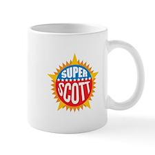 Super Scott Mug
