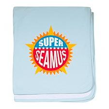 Super Seamus baby blanket