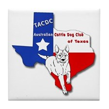 TACDC Tile Coaster