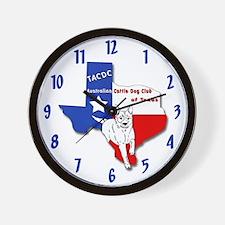 TACDC Wall Clock