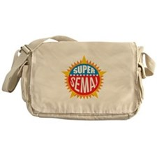 Super Semaj Messenger Bag