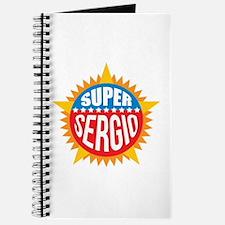 Super Sergio Journal