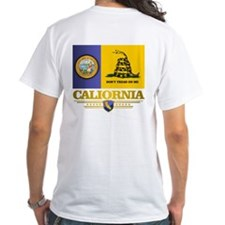 California Gadsden Flag T-Shirt