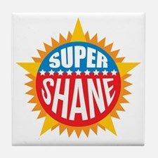 Super Shane Tile Coaster
