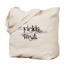 That Which Yields Tote Bag