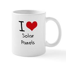 I Love Solar Panels Mug
