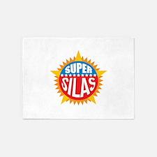 Super Silas 5'x7'Area Rug