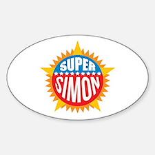 Super Simon Decal