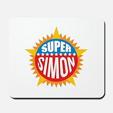 Super Simon Mousepad