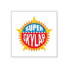 Super Skylar Sticker