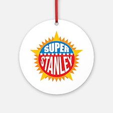 Super Stanley Ornament (Round)