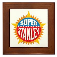Super Stanley Framed Tile