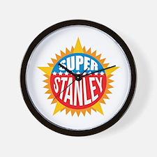 Super Stanley Wall Clock