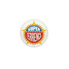 Super Terrence Mini Button