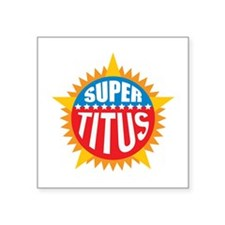Super Titus Sticker