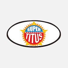 Super Titus Patches