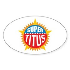 Super Titus Decal