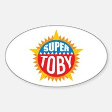 Super Toby Decal