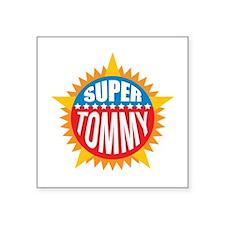 Super Tommy Sticker